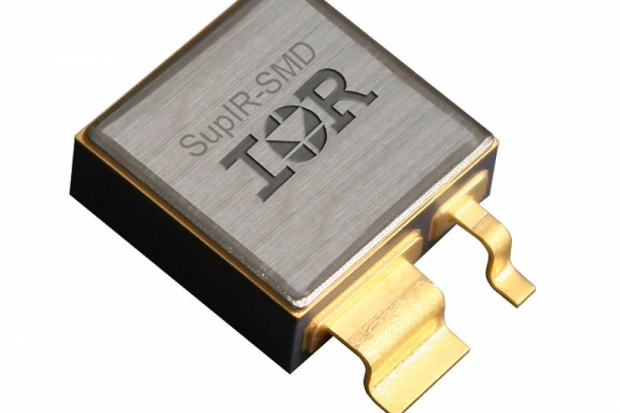 SupIR-SMD package is space-ready for rad-hard MOSFETS